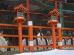 春日大社神楽始式