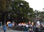 若草山焼き野上神社祭典
